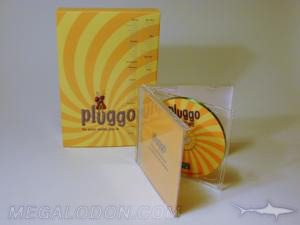 cd software box 7 inch tall jewel case