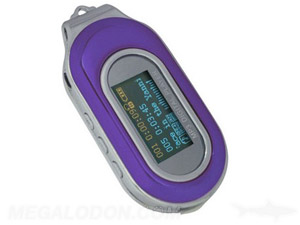 purple mp3 player manufacturing