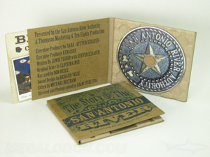 digipak cd dvd recycled paper tray packaging