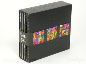 leather box set vinyl material wrap chipboard stock cd dvd case