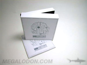 usb box set book manual disc foam well