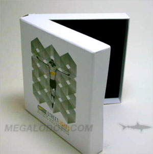 usb book deluxe box set