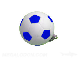 soccer ball usb thumb drive die shape manufacturing
