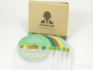 box set vellum sleeves