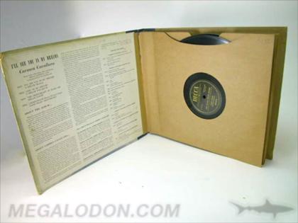 Retro Lp Cd Vinyl Vintage Sets Lps Books Boxes